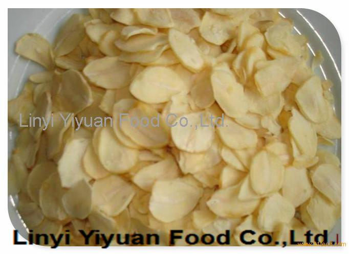 Chinese Air dried garlic flake