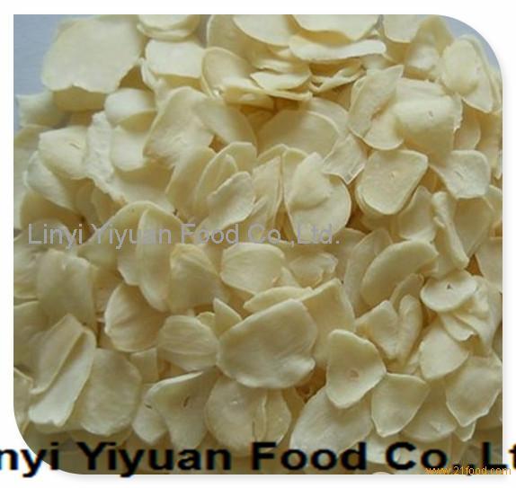 Premium quality garlic flake for European market