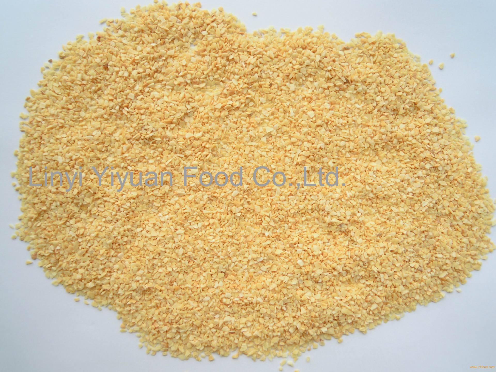 Dehydrated Garlic Flakes/Dried Garlic sliced /Dried vegetable