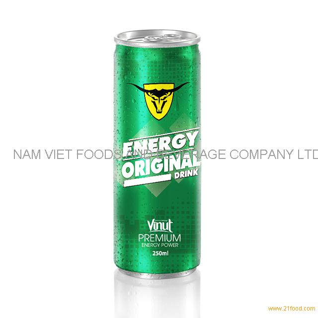 250ml Premium Energy Drink Power