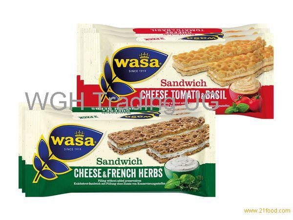 Wasa snacks
