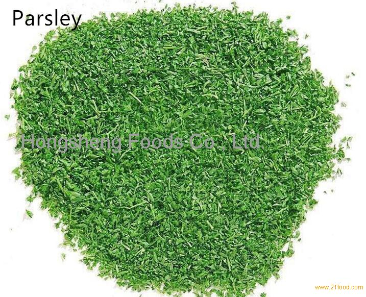 AD parsley granules A grade quality Spices for food ingreidnets