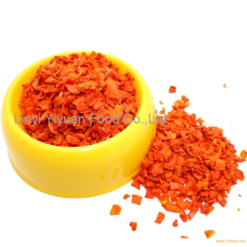 carrot granules with high quality