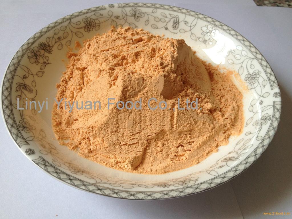 high quality carrot powder bulk packed