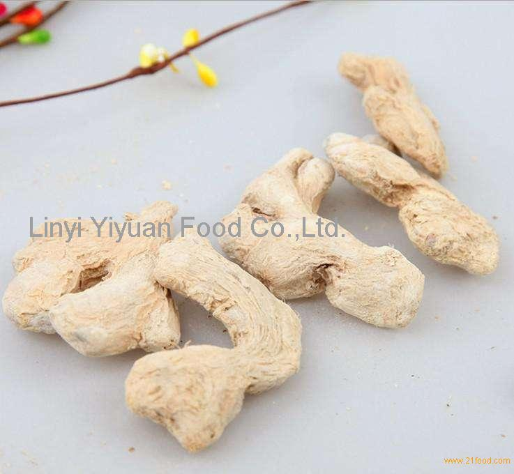 Air Dried Ginger Whole Peeled Dehydrated Ginger dry ginger