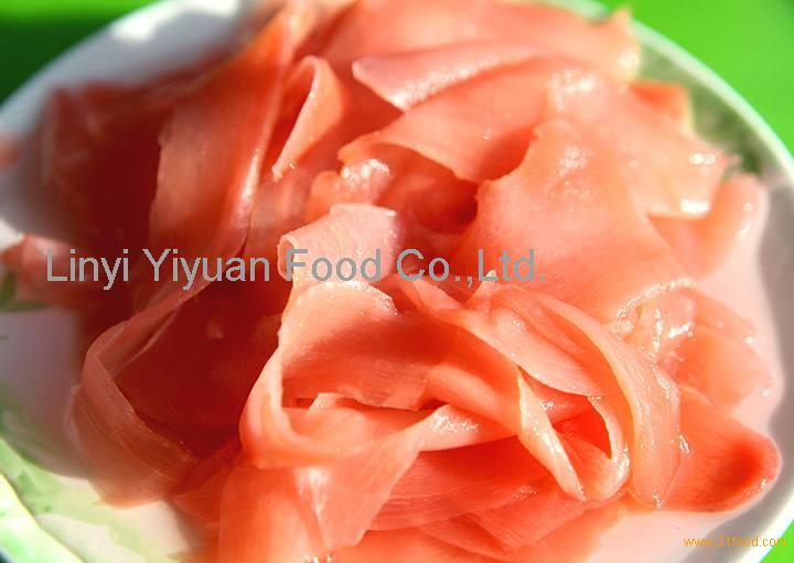 Pink/ Red Japanese Pickled Sushi Ginger