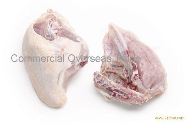 Halal A- Grade Frozen chicken half breast, back off 30% discount sales