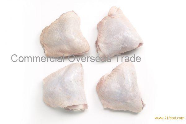 Fresh / Frozen chicken thighs 30% discount