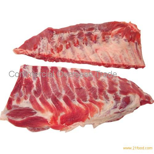 Frozen Pork Spare Ribs from Brazil. 30% Discount