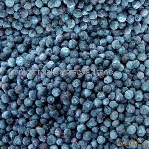 IQF Blueberries on sale, 30% discount