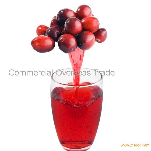 Cranberry Juice Concentrate on sale, 30% discount