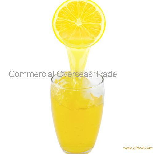 Lemon - Juice concentrate on sale. 30% Discount