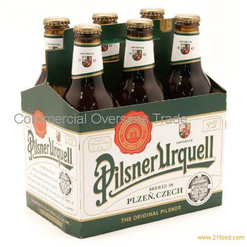 Pilsner Urquell fresh produce long shelf life for sale