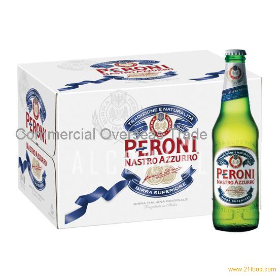 Peroni beer available on 30 % Discount (Can/ Bottle)