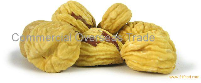 Dried Chestnuts now available for sale