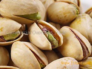 Raw Pistachio Nuts (No Shell / In Shell), Roasted Pistachio Nuts, Pistachio Nut Flour now available