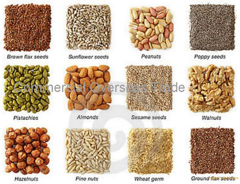 Organic Quality Oil Seeds now available on sale, 30% discount