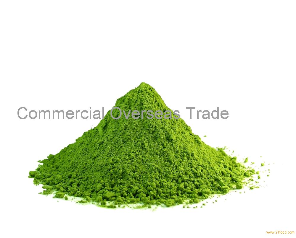 Organic Green Tea Powder now available. 30% Discount