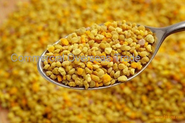 Bee Pollen Granules and Powder now available. 30% Discount