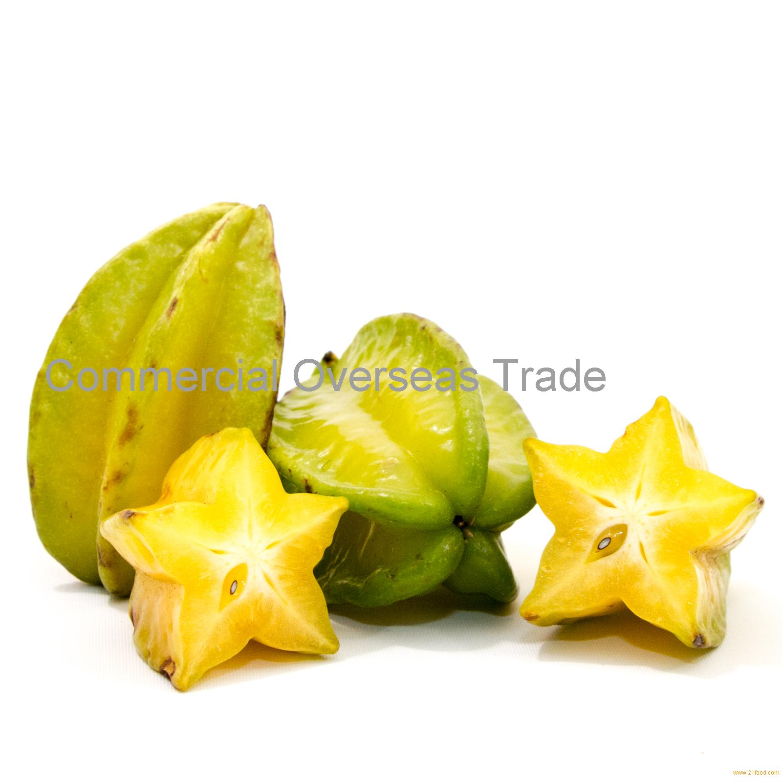 Fresh Star Fruit now Available on Sale. 30% Discount