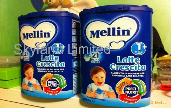 MELLIN BABY FORMULA