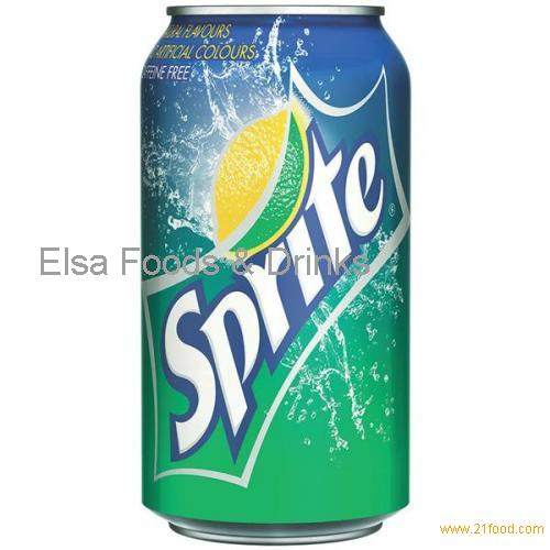 SPRITE 330ml Can at wholesales prices