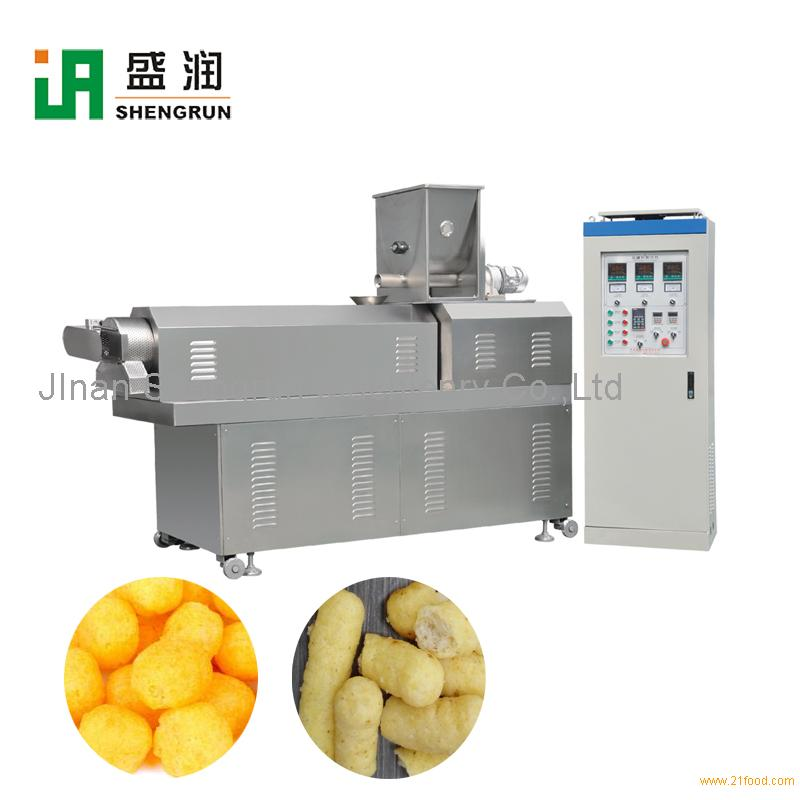 Puff Corn Bulking Cheese Curls Making Machine