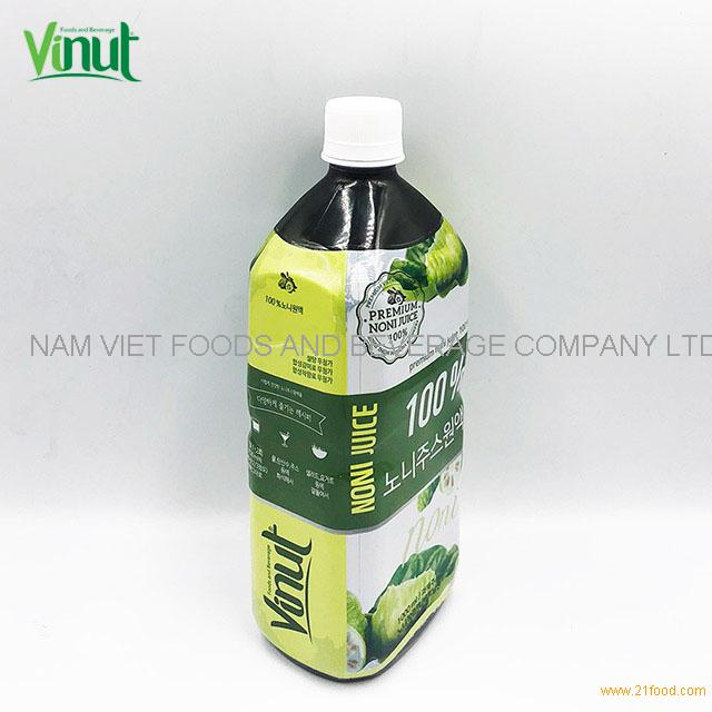 Bottles noni juice