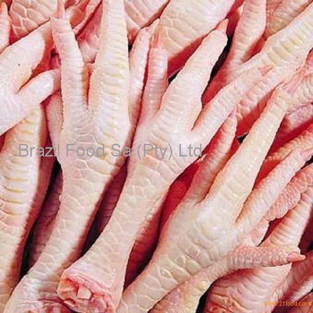 Halal Frozen Chicken Feet, Chicken Wings
