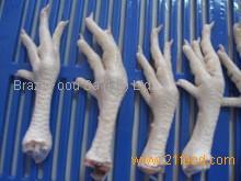 Unprocessed chicken feet/Chicken feet/Frozen unprocessed chicken