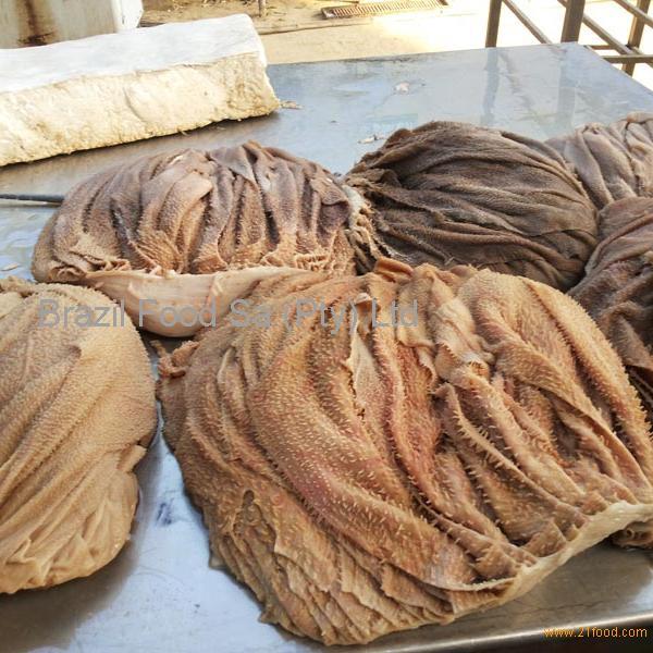 Dry Salted Beef Omasum and Buffalo Offals / Halal Beef Omasum/ Dried Salted Beef