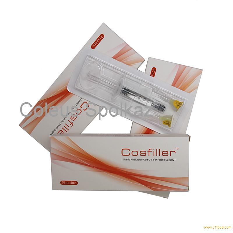 Cosfiller-cosmetic-grade-hyaluronic-acid-dermal Filler