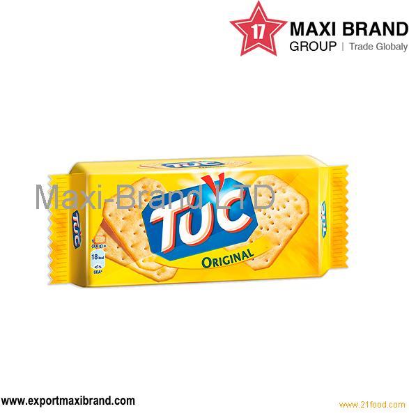 Tuc original pack 100g.