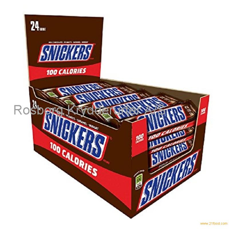 Snickers chocolate for sell