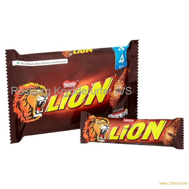 Nestle Lion Chocolate Bar 43 grams