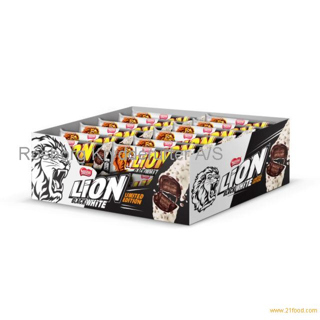 Nestle Lion Bar White Chocolate for sell