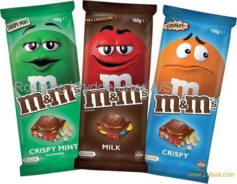 m&ms candies & maltesers candies