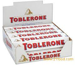 toblerone fruit&nuts 100g