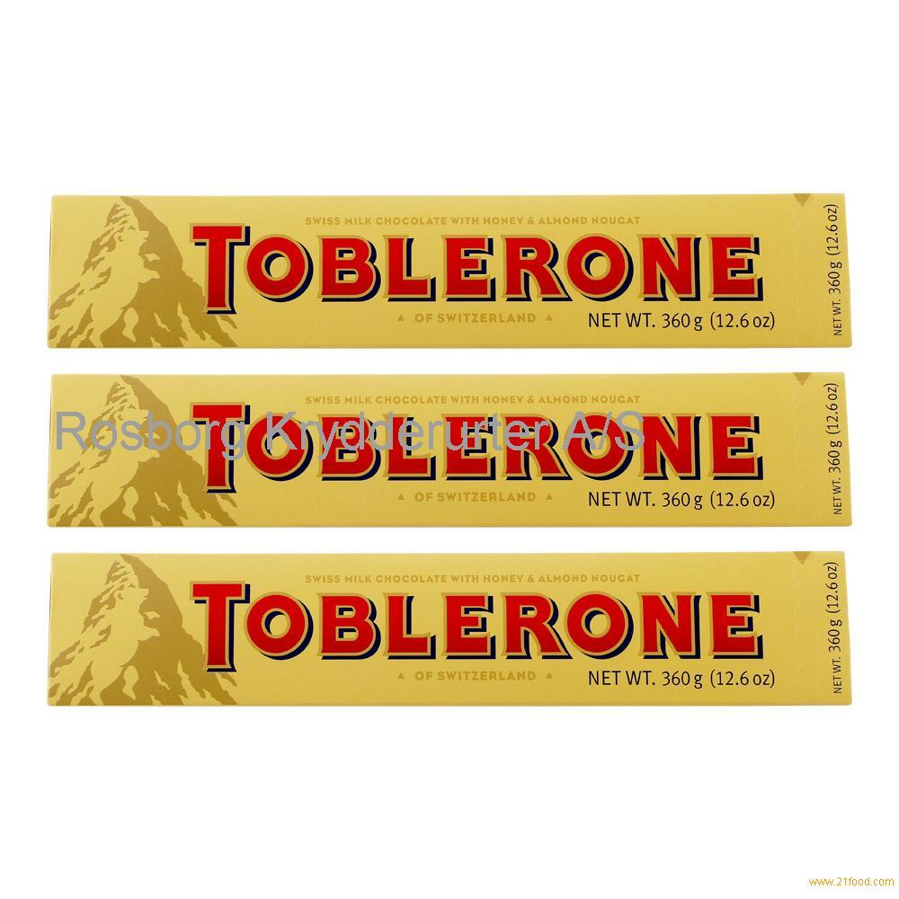 toblerone milk 200g