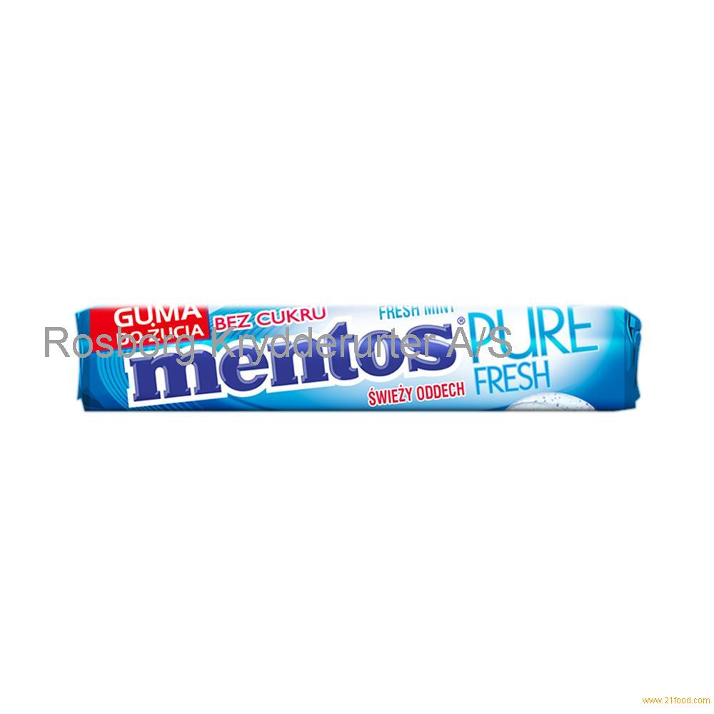 mentos rainbow 38g ready for sell