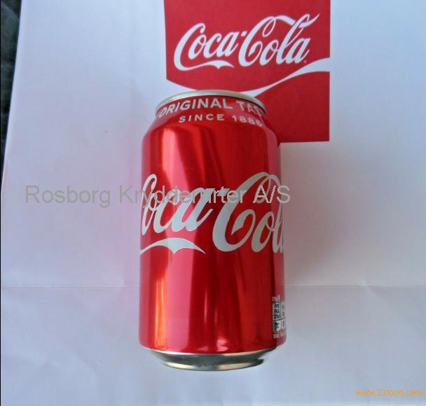 Coca~Cola, Diet-Coke, Coke-Zero, Fanta,Sprite,PepsiSoft Drinks Cans and Bottles