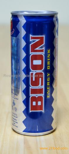 Bison Energy Drinks for sell