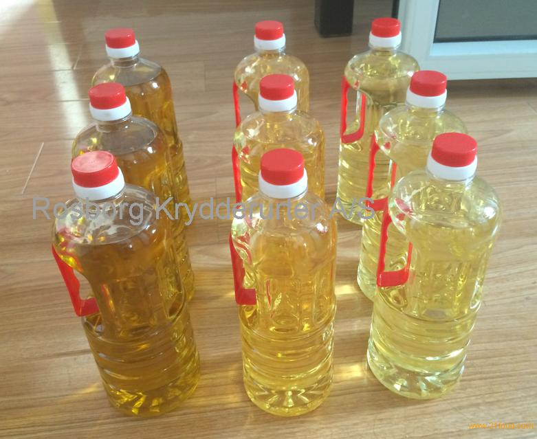 High Quality Refined Sunflower Edible Cooking Oil, Used Cooking
