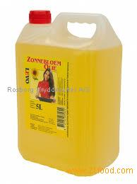 Quality Natural Refined Sunflower Cooking Oil at Low