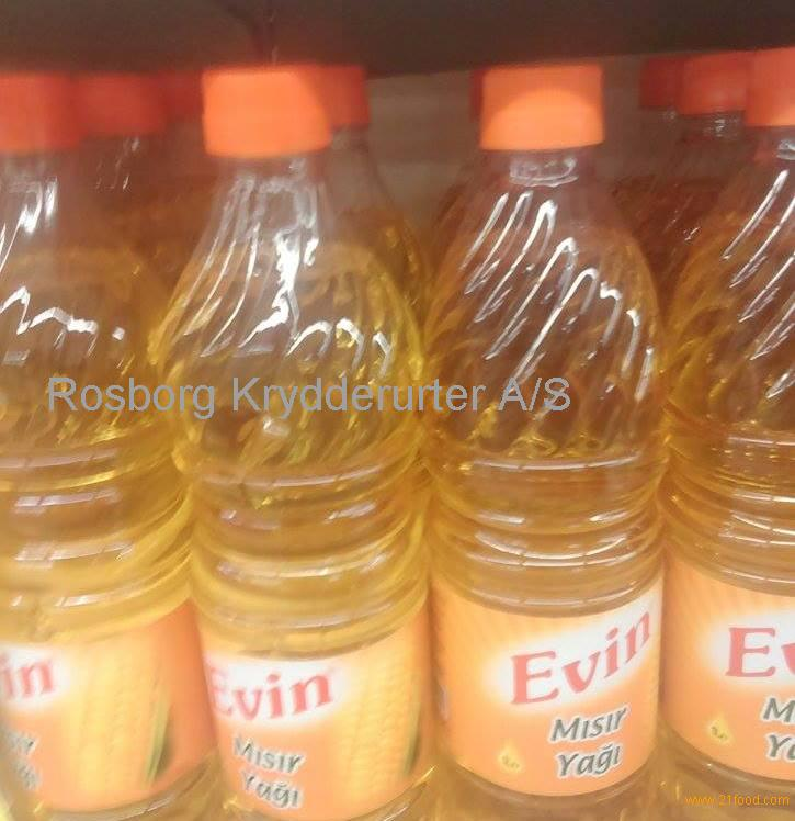 ROYAL CUSINE Edible Cooking Refined Corn Oil for Sale