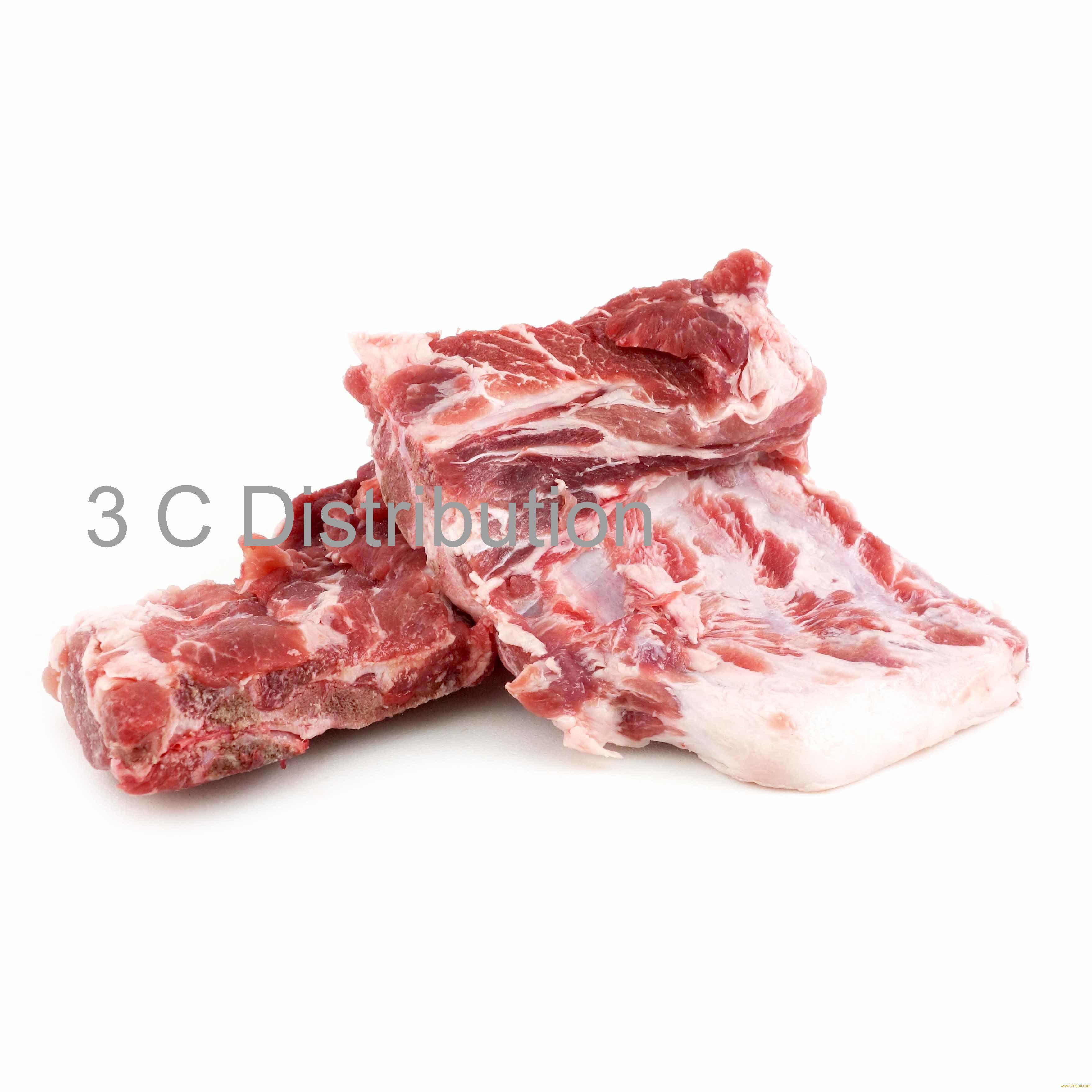 Frozen pork Bones