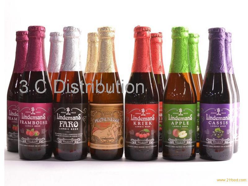 Lindemans Beer ASSORTED Flavors