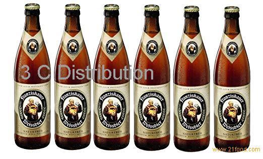 Franziskaner Weissbier beer