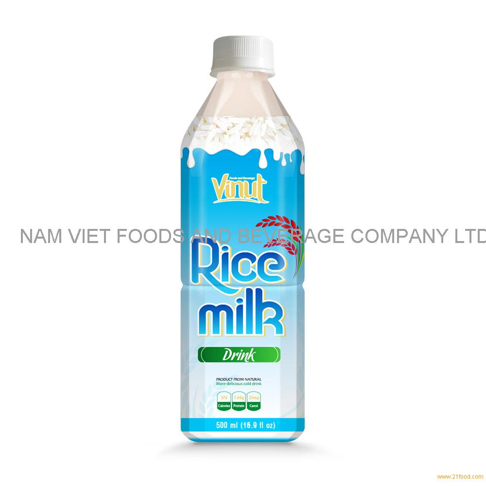 16.9 fl oz VINUT Bottle Rice Milk drink