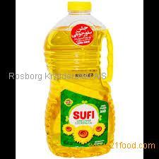 Top Grade Sunflower Oil
